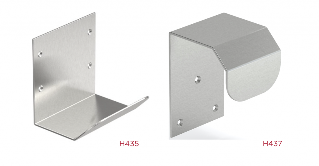 H435 Commercial Foot Pull and H437 Commercial Arm Pull