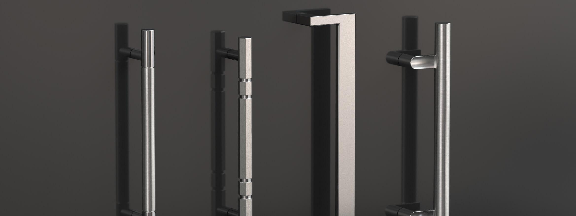 Architectural Door Pulls
