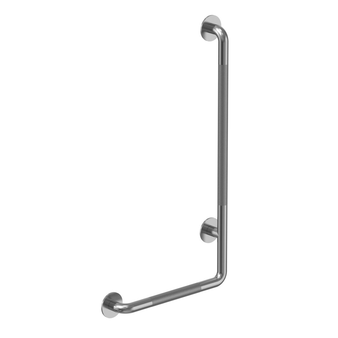 Angled Grab Bars